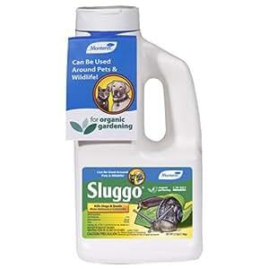 Monterey Sluggo Slug & Snail Killer 2.5lb