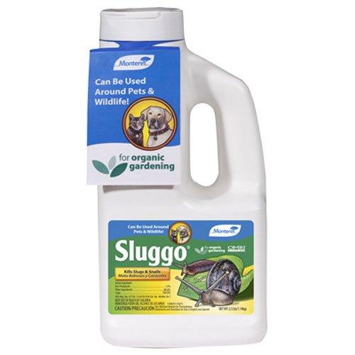 Monterey LG6500 Sluggo Slug & Snail Killer 2.5 Pound -