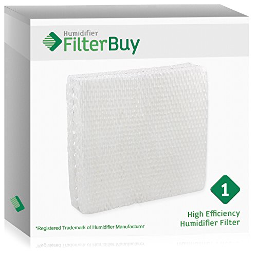 FilterBuy Replacement Humidifier Filter Compatible with Lasko THF15, Duracraft AC-809 & AC-815, Sears Kenmore 14809. Designed by in the USA.