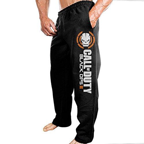 Price comparison product image PANDO Call-duty Black Ops Men's Pants M Black