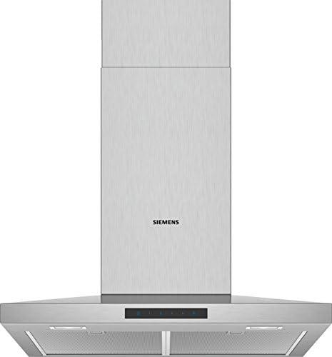 Siemens iQ300 LC66QBM50 - Campana (610 m³/h, Canalizado, A, A, C, 62 dB): Amazon.es: Hogar