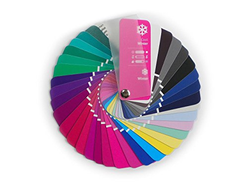 color analysis swatch fan - 2
