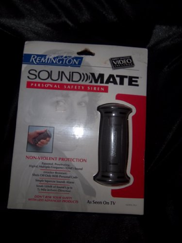Remington Sound Mate Personal Safety Siren (Products Safety Mate)