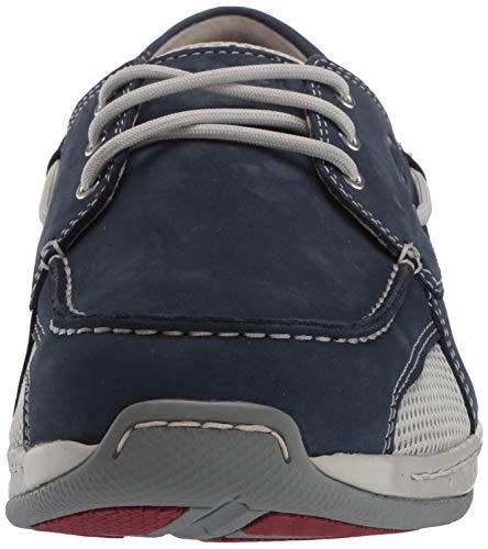 thumbnail 37 - Dunham Men's Captain Boat Shoe - Choose SZ/color