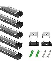 LightingWill LED Channel U Shape 002