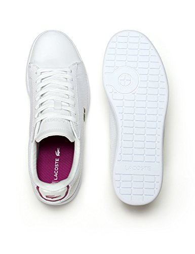 Lacoste Women's Women's White Sneakers (White)