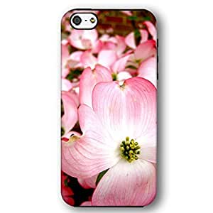 Pink Dogwood Tree Flowers For LG G3 Case Cover Armor Phone Case