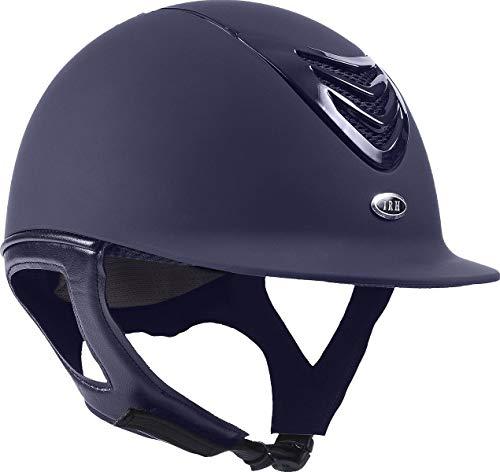 (IRH IR4G Gloss Vent Helmet Medium Navy Matte)