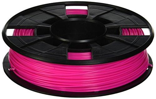 MakerBot PLA Filament, 1.75 mm Diameter, Small Spool, Neon Pink