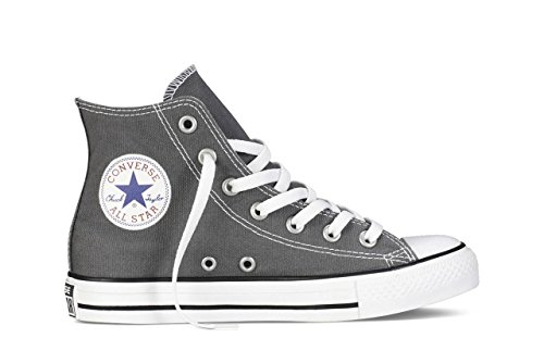 - Converse Chuck Taylor All Star High Top Core Colors (6.5 D(M) US, Charcoal)