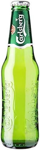 Carlsberg Lager 275ml (paquete de 24 x 275ml)