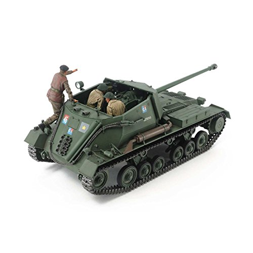 - Tamiya America, Inc 1 35 British Self-Propelled Anti-Tank Gun Archer, TAM35356