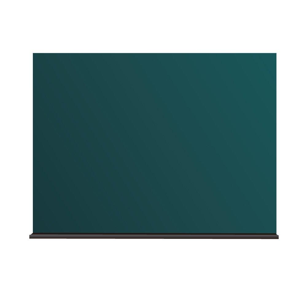 馬印 壁掛木製黒板グリーン W2 600×450 B0036OG5EW 600×450|グリーン グリーン 600×450