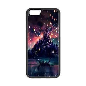 """Disney Castle New Printed Case for Iphone6 Plus 5.5"""", Unique Design Disney Castle Case"""