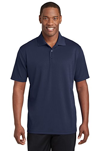 Navy Blue Fan Polo - 5