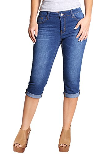 2LUV Womens Stretchy Pocket Skinny product image