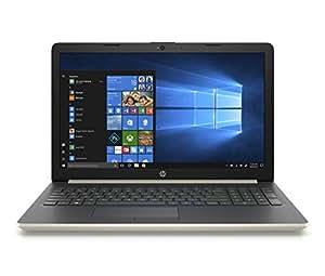 HP 15-da1003ne Laptop, Intel Core i5-8265U, 15.6 Inch, 1TB, 4GB RAM, NVIDIA GeForce MX130(4GB GDDR5), Win 10, Eng-Ara KB, Gold