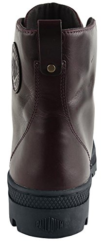 Palladium Mujer Regal Burdeos Pallabosse OFF Botas marrón