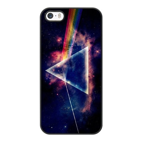 Coque,Apple Coque iphone 5/5S/SE Case Coque, Generic Pink Floyd Cover Case Cover for Coque iphone 5 5S SE Noir Hard Plastic Phone Case Cover