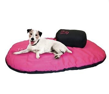 Kerbl Traveller – Cojín con funda de viaje cama para perro & gato cama