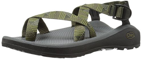 Chaco Men's Zcloud 2 Sport Sandal, Salute Forest, 15 M - Casual Mens Chaco Sandals