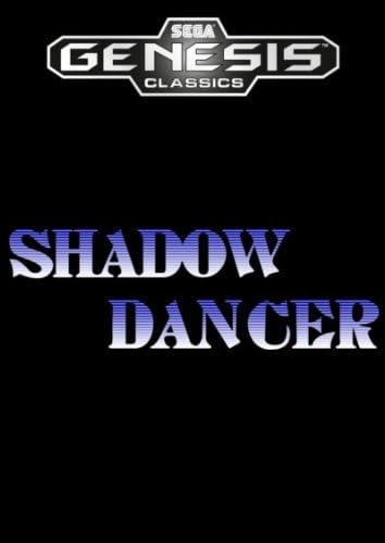 Amazon.com: Shadow Dancer: The Secret Of Shinobi: Sega ...