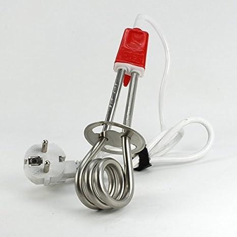 ANGOPE Calentador de Vaso – calienta Agua – hervidor de Agua para hogar o Viaje – Potente y Seguro 350 W