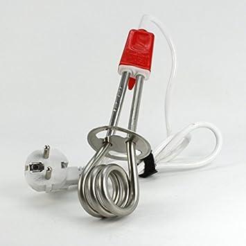 Calentador de vaso – calienta agua – hervidor de agua para hogar o viaje – potente