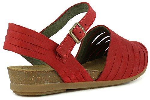 El Naturalista 5201 Womens Sandals Tibet 4BthWTC