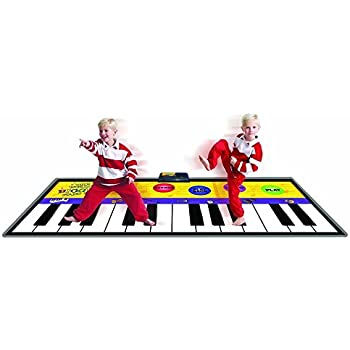 Amazon Com Cp Toys Big Keyboard Fun Playmat With 8