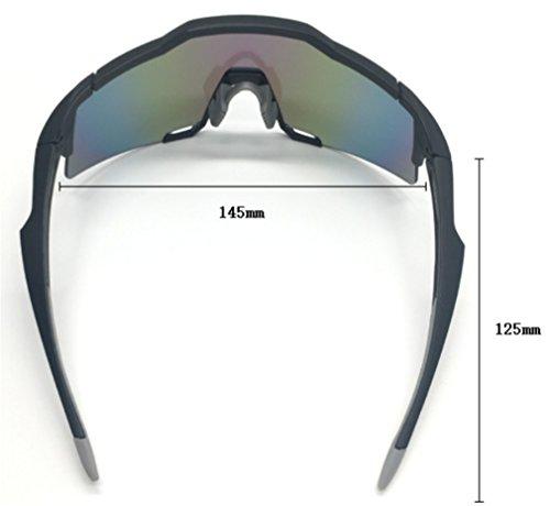 UV al Montar de Sol Aire Unisex Libre Gafas Protección MOQJ Gafas polarizadas Gafas de q6fxt8