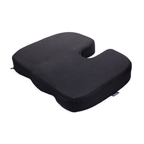 DMI Seat Cushion For Sciatica Pain Relief And Tailbone Office Desk Chair