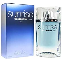 Frank Olivier Sunrise Eau de Toilette Spray for Men, 2.5 Ounce