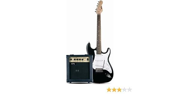 Accesorios Inteligencia D Zipy - Kit Guitarra Eléctrica + Amplificador: Amazon.es: Juguetes y juegos