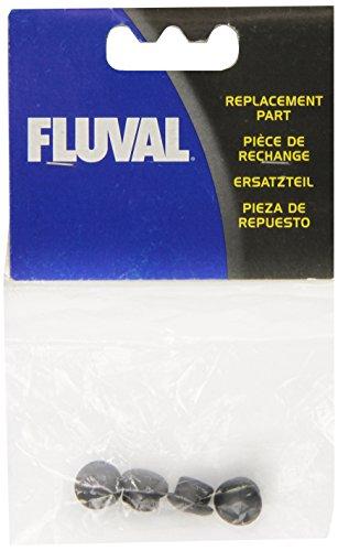 Fluval Rubber Feet for Canister Filter, - Fluval Hagen 105 Canister