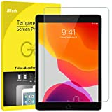 JETech Screen Protector for iPad 7 (10.2-Inch, 2019 Model, 7th Generation), Tempered Glass Film: more info