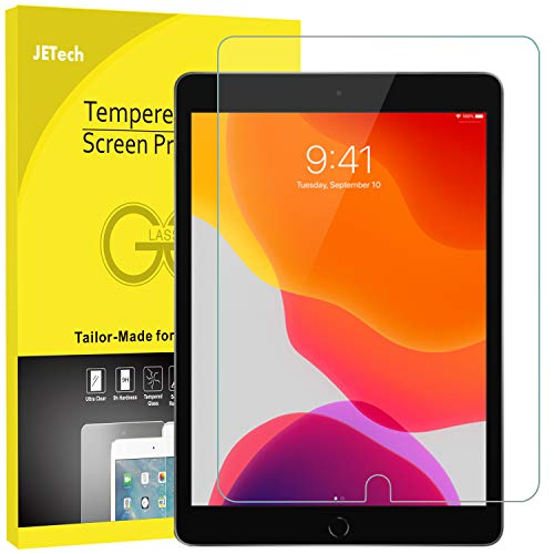 JETech Screen Protector for iPad 7 (10.2-Inch