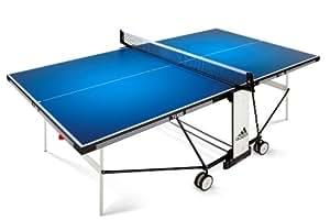 adidas Tischtennistisch Ti.400 - Mesa de ping pong ( indoor ), color azul