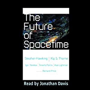 The Future of Spacetime Audiobook