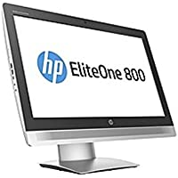 HP EliteOne 800 G2 All-in-One Computer - Intel Core i5 (6th Gen) i5-6500 3.20 GHz - 8 GB DDR4 SDRAM - 128 GB SSD - 23 1920 x 1080 - Windows 7 Professional 64-bit upgradable (Certified Refurbished)