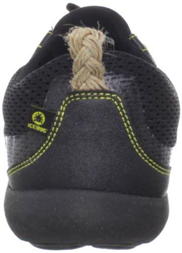 C9906 schwarz Adulto Fresh Unisex Nero Sneaker Icebug black 7xq5nFg