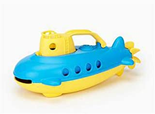 product image for Green+Toys+Suby-1033+10.25%22+X+5.25%22+X+4.50%22+Yellow+Cabin+Submarine