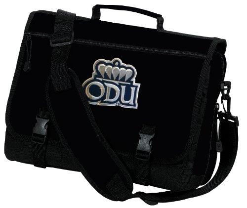 Broad Bay Old Dominion University Laptop Bag ODU Computer Bag or Messenger Bag by Broad Bay