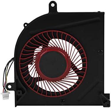 ASHATA Ventilador de Refrigeración de Laptop,Reemplazo de ...