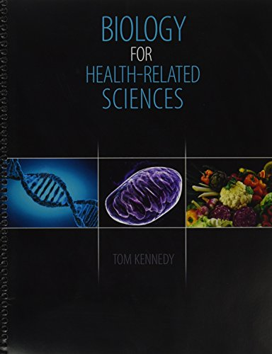 Biology For Health Related Sciences