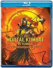 Mortal Kombat Leyendas: La venganza de Scorpion - Blu Ray [Blu-ray]