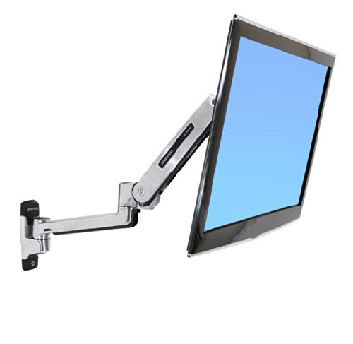 Ergotron Lx Sit Stand Wall Mount Lcd Arm Mounting Kit