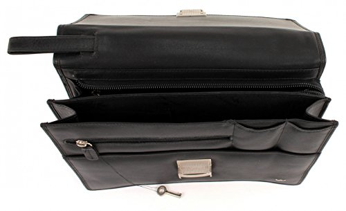 Golden Head Polo Handgelenktasche Black