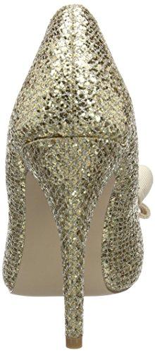 Comb Femme Gem metal Gold Miss Escarpins Kg vO7pq7wR