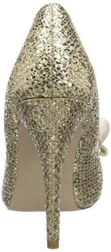 Miss KG Gem - Tacones Mujer Gold (Metal Comb)
